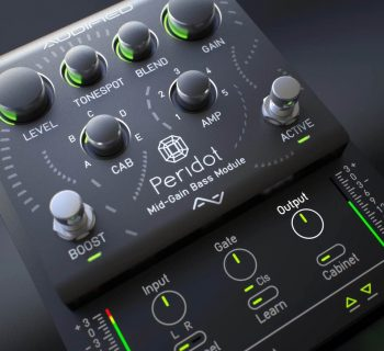 Audified Peridot virtual plug-in audio software pro daw audiofader