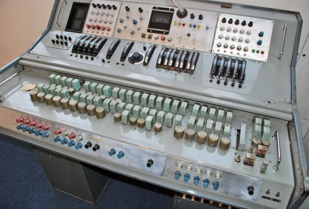 BBC:EMI BTR4 Tape Recorder hardware outboard recording mix funky junk audiofader