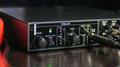 Cranborne Audio Camden EC1 hardware audio pro studio rec home project recording midiware audiofader