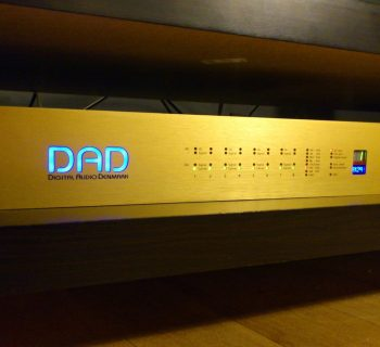 DAD AX24 convertitore hardware digital studio pro audio audiofader test luca pilla