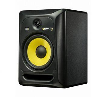 KRK RP 8 G3 test monitor audio home project studio riccardo gerbi audiofader