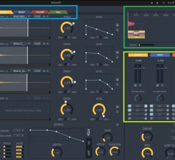 Krotos Weaponiser plug-in audio virtual software daw sound design audiofader test vincenzo bellanova