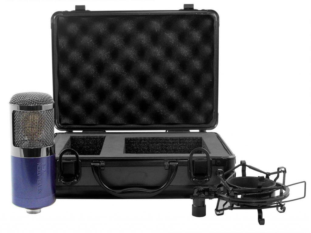 MXL Microphones Revelation Mini FET condensatore recording home studio project audio pro audiofader