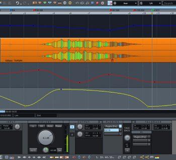 Magix samplitude-pro-x5 software daw pro audio studio rec mix audiofader