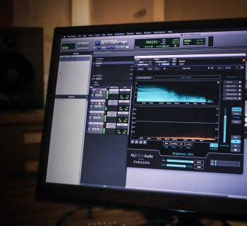 Nugen Audio Paragon plug-in audio pro studio daw software reverb convoluzione riverbero audiofader