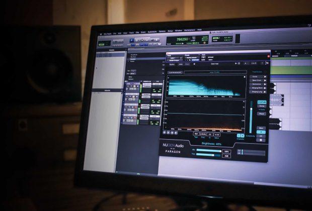 Nugen Audio Paragon plug-in audio pro studio daw software reverb convoluzione riverbero audiofader
