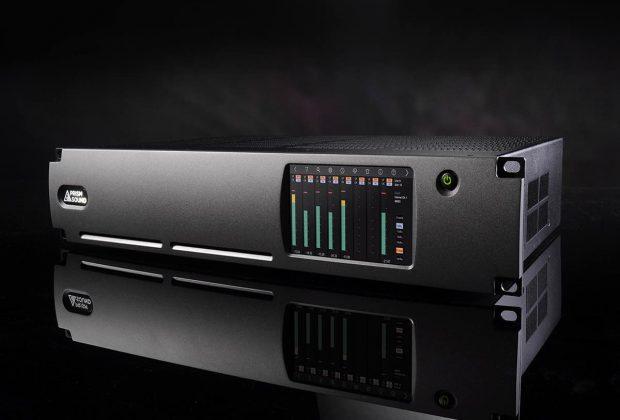 Prism Sound ADA-128 hardware digital studio rec recording pro audio funky junk audiofader