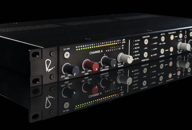 Rupert Neve Designs MBC convertitore converter hardware outboard rack midiware audiofader