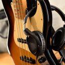 Sennheiser 75anniversary HD-200 PRO cuffie headphones studio rec mix exhibo audiofader
