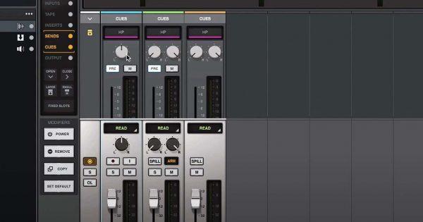 Tutorial LUNA universal audio video midiware andrea scansani audiofader daw software mix