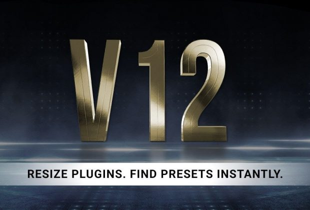 Waves v12 software plug-in audio daw mix fx audiofader