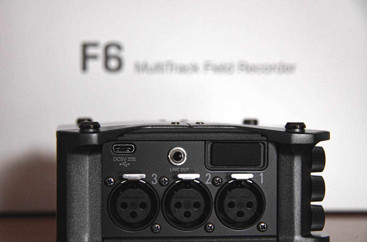 Zoom F6 review