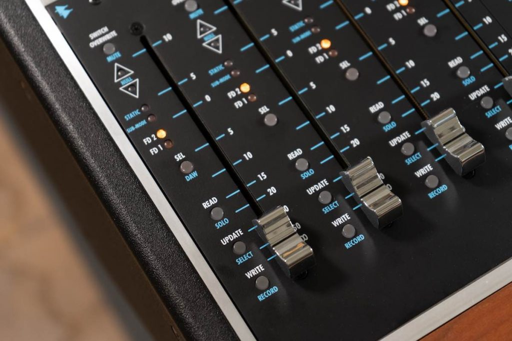 API Audio 2448 opnion luca pilla funky junk audiofader
