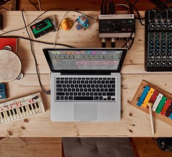 Ableton Live 11 daw software producer music dj virtual instrument synth rec edit mix audiofader note chance plug-in