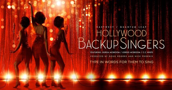 East West Hollywood Backup Singers sample library virtual instrument music producer audiofader test vincenzo bellanova