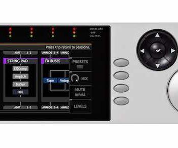 Eventide HD Expansion Board H1 pro tools avid software hardware rec mix fx mogar audiofader