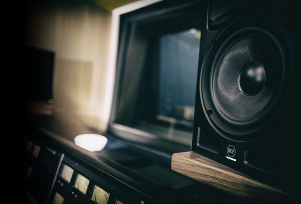RCF Ayra Pro10 Sub monitor audio studio pro subwoofer rec mix audiofader