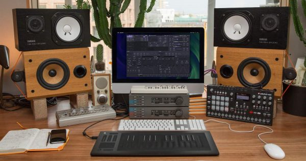 Roli seaboard rise Equator 2 software soft synth virtual instrument music producer audiofader