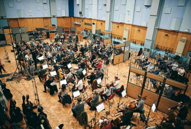 Spitfire Audio Abbey Road One studio sample library virtual instrument orchestra score colonna sonora music producer audiofader