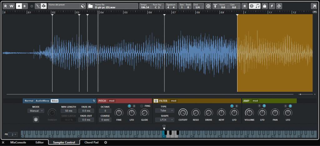 Steinberg Cubase 11 daw software rec mix mastering edit test pierluigi bontempi pro audio studio campionatore audiofader