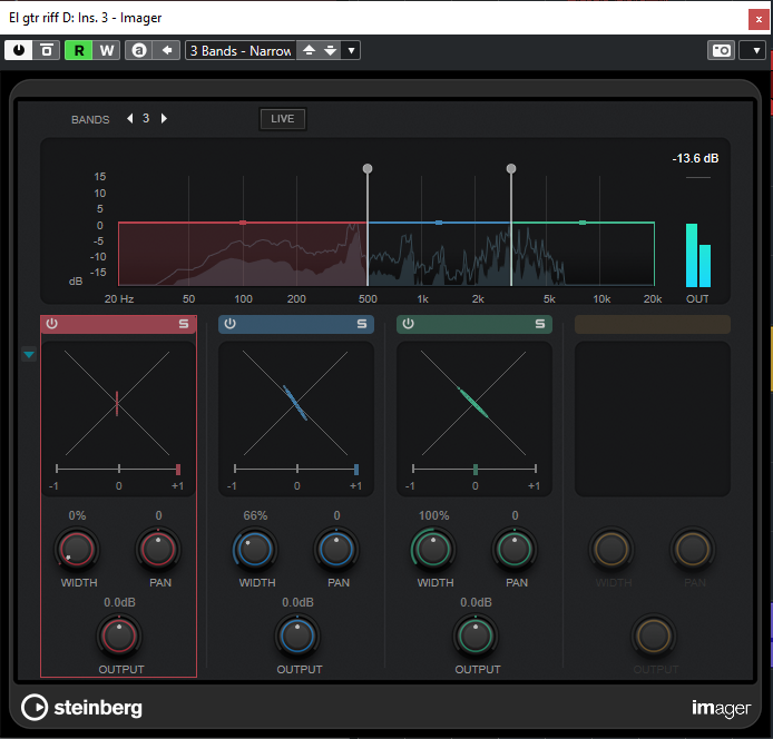 Steinberg Cubase 11 daw software rec mix mastering edit test pierluigi bontempi pro audio studio audiofader imager