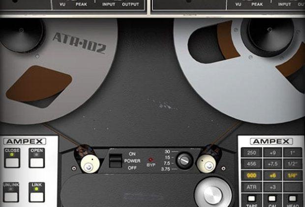 Tutorial LUNA Ampex ATR102 rec mix software daw midiware audiofader andrea scansani video tutorial