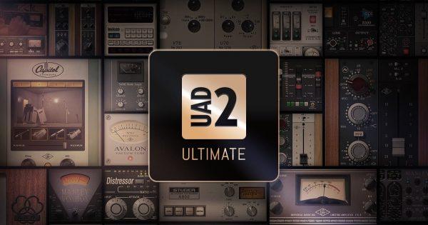 UAD-2 Satellite Octo Thunderbolt 3 Ultimate 9 hardware software universal audio studio pro audio midiware
