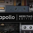 Universal Audio Apollo Heritage Edition hardware audio pro midiware studio uad plugin software audiofader