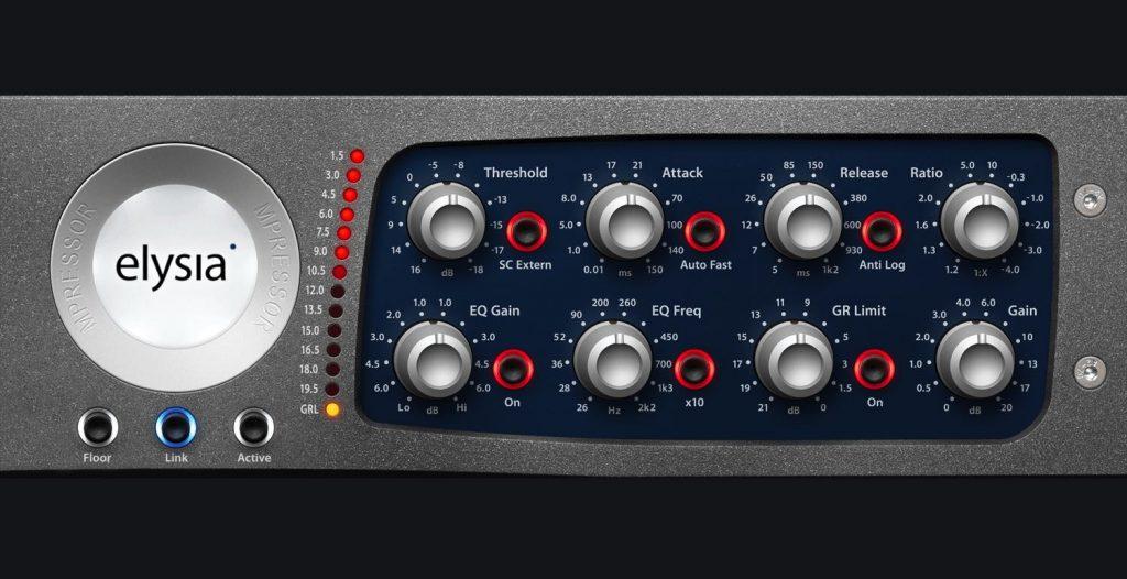 elysia mpressor test luca pilla software daw mixing mix audiofader mastering