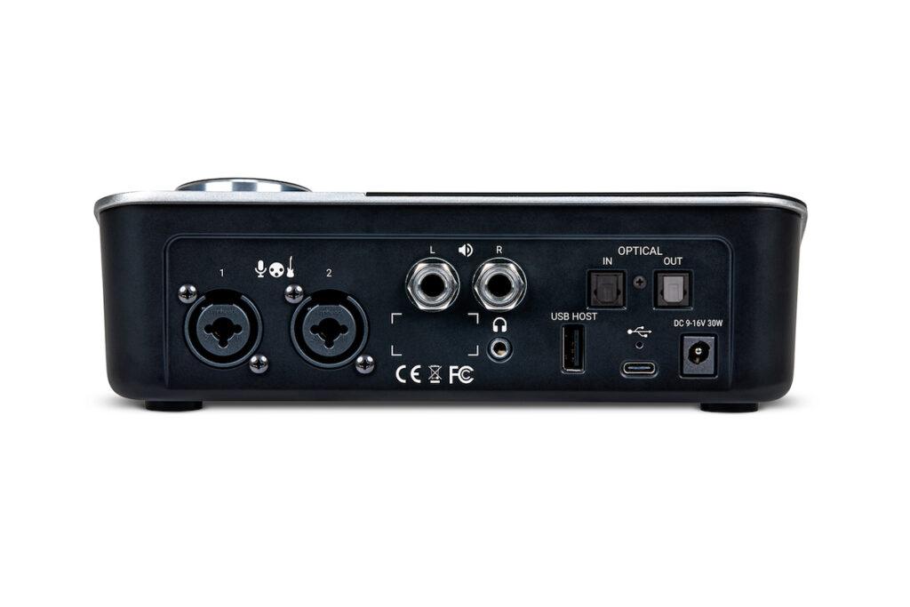 Apogee Symhpony Desktop soundwave opinioni audiofader andrea scansani prezzo usb-c