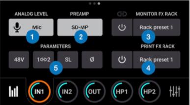 Apogee Symhpony Desktop interfaccia audio pro soundwave recensione test audiofader andrea scansani studio rec