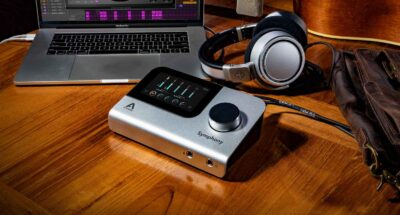 Apogee Symhpony Desktop interfaccia audio pro soundwave recensione test audiofader andrea scansani