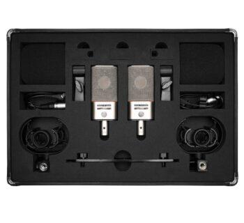 Austrian Audio OC818 Dual Set Plus coppia microfoni condensatore matchati audiofader prezzo