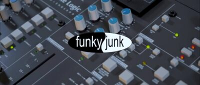 Funky Junk partnership audiofader studio pro hardware sconti sale
