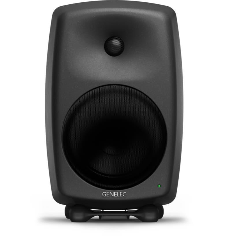 Genelec 8250A monitor audio dsp hardware studio rec mix monitoring audiofader test