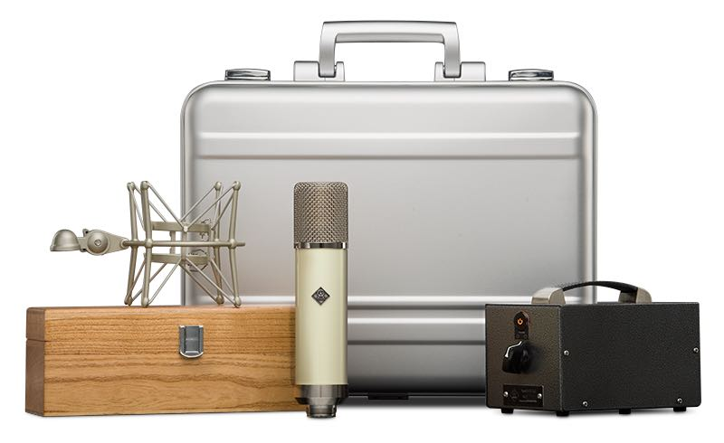 Golden Age Project GA251 mk2 hardware mic studio pro audio soundwave audiofader