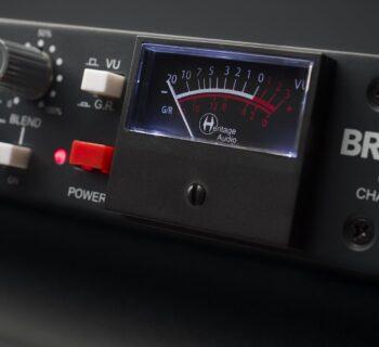 Heritage Audio BritStrip channel strip hardware outboard rack studio audio pro rec mix midi music audiofader prezzo