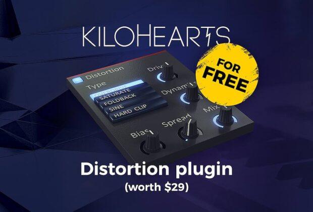 Loopcloud Free Kilohearts Plug-in audio daw software distorsore audiofader free freeware gratis