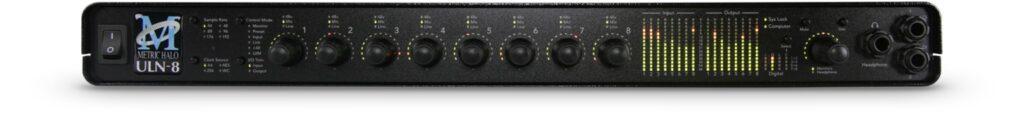 Metric Halo ULN-8 recensione test hardware studio pro audio luca pilla audiofader