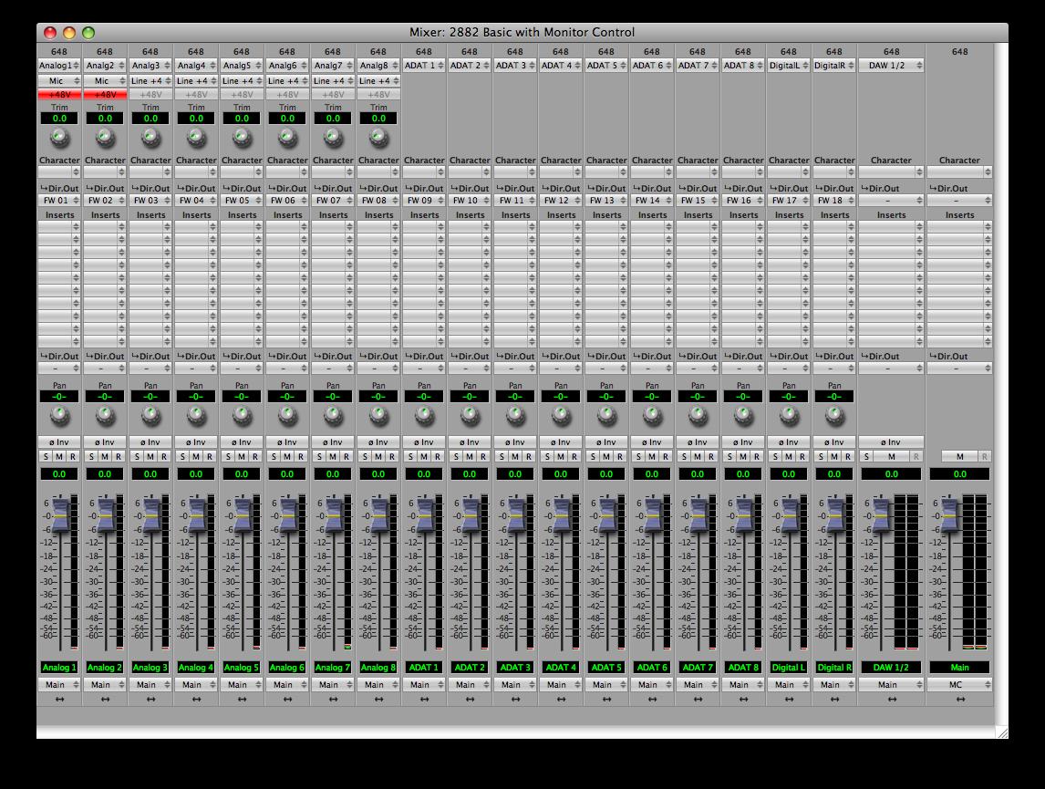 Metric Halo ULN-8 recensione test hardware studio pro audio luca pilla audiofader mio console