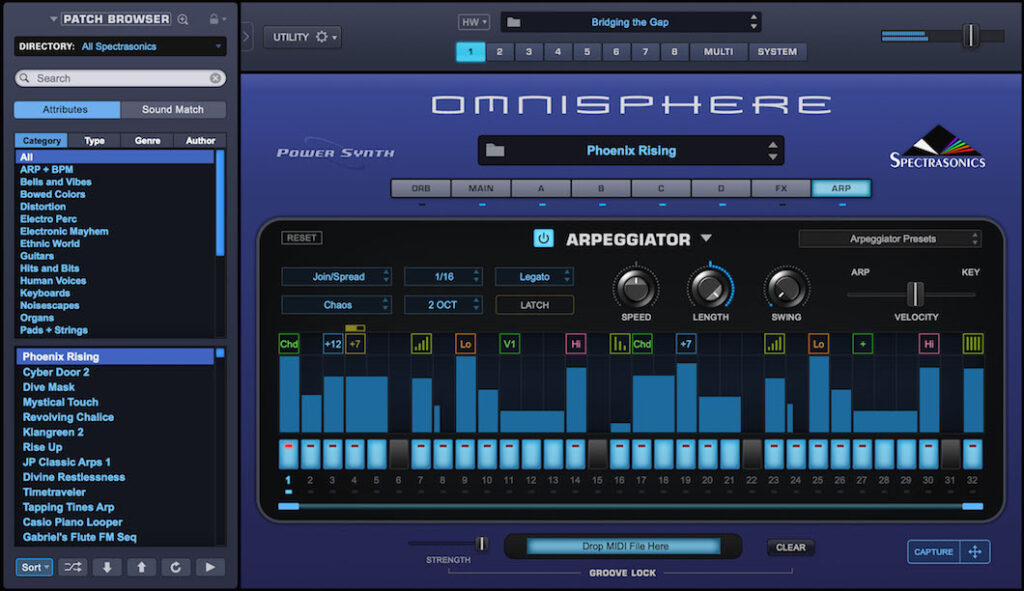 Spectrasonics Omnisphere 2.6 vincenzo bellanova audiofader review