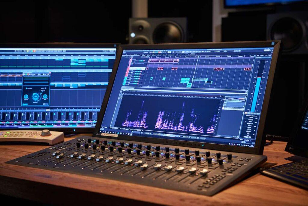 Steinberg Nuendo 11 daw software post produzione audio pro studio audiofader