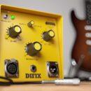 united plugins difix d.i. box plug-in software DAW chitarra guitar bass audiofader