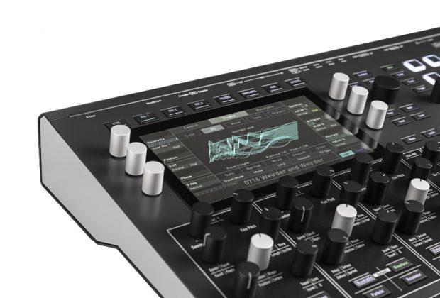 Waldorf Iridium synth test luca pilla sintetizzatore hardware digital soundwave audiofader