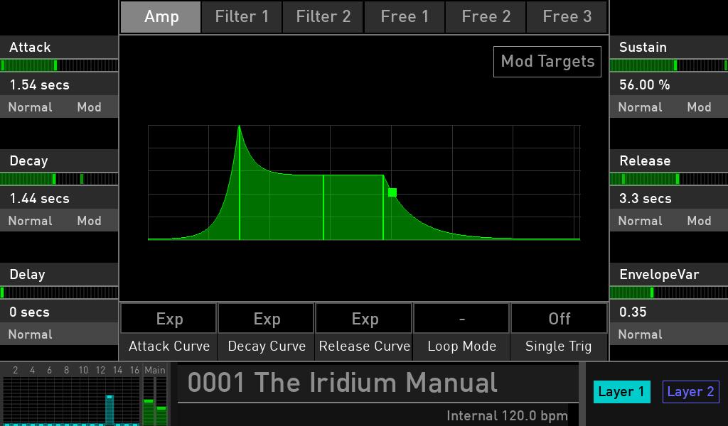 Waldorf Iridium price audiofader