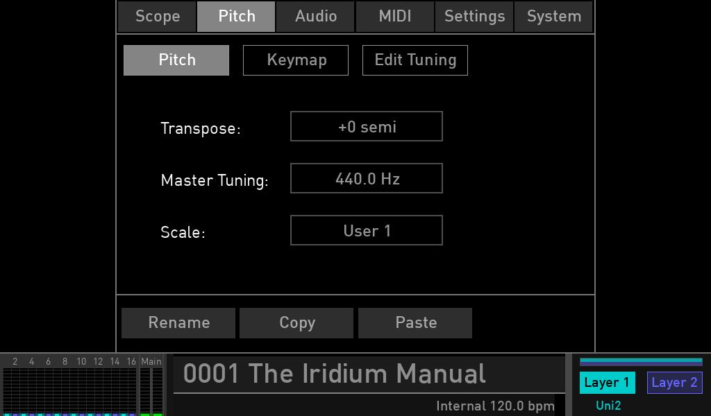 Waldorf Iridium recensione audiofader luca pilla