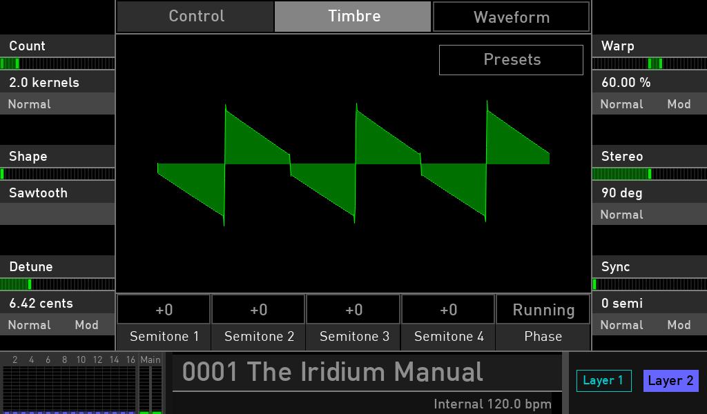 Waldorf Iridium recensione luca pilla audiofader
