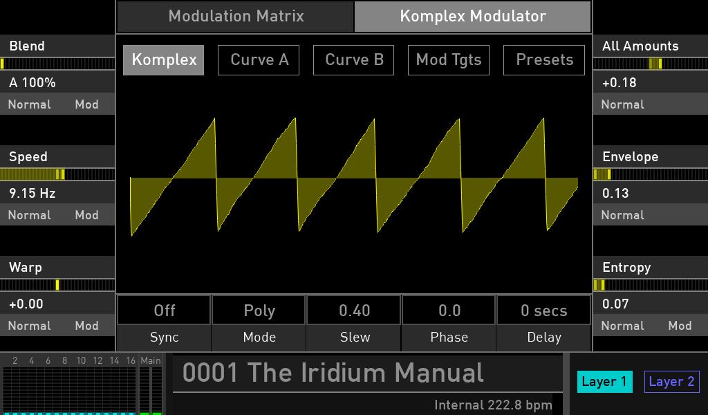 Waldorf Iridium waldorf quantum review audiofader