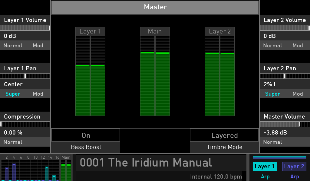 Waldorf Iridium waldorf quantum shadow review audiofader