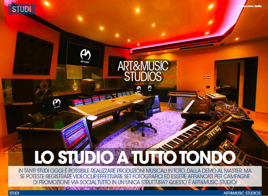 audiofader 24 studio recording studio